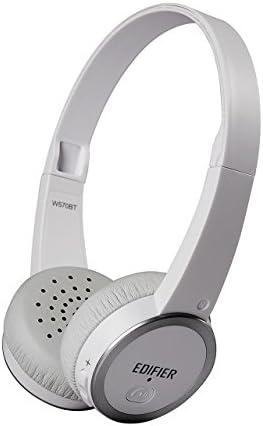 Edifier W570BT Bluetooth On-Ear Headphones – Lightweight Wireless Headset White