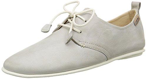Pikolinos Calabria 917-7123 - Zapatos de Cordones para Mujer Gris (Grey)