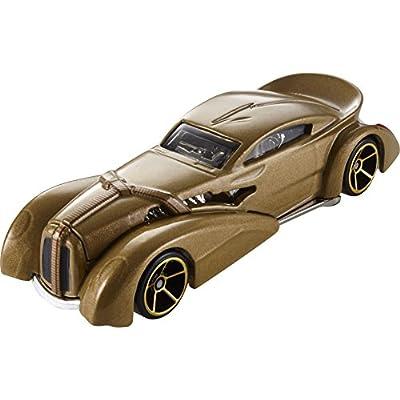 Hot Wheels Star Wars Snoke & Kylo Ren Vehicle, 2 Pack: Toys & Games