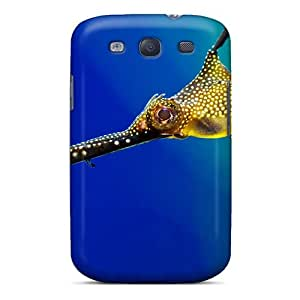 MWdqwHk8434XKWWf SWHske Awesome Case Cover Compatible With Galaxy S3 - Beautiful Seahorse