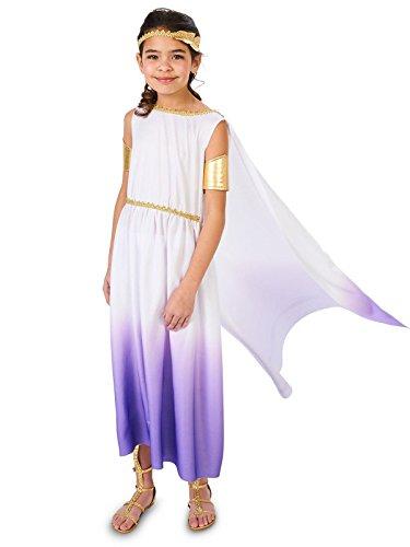 Purple Passion Greek Goddess Child Costume L (12-14)