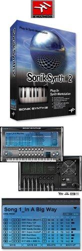 IK Multimedia Sonik Synth 2 Vintage Synth Workstation by IK Multimedia