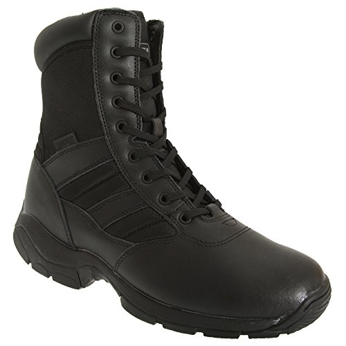 Boots Mens Military 8 Inch Combat Panther Black Magnum Aa8qRxYwR