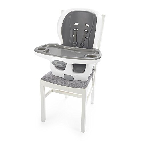 Ingenuity SmartClean Trio Elite 3-in-1 High Chair - Slate - High Chair, Toddler Chair, and Booster by Ingenuity (Image #3)