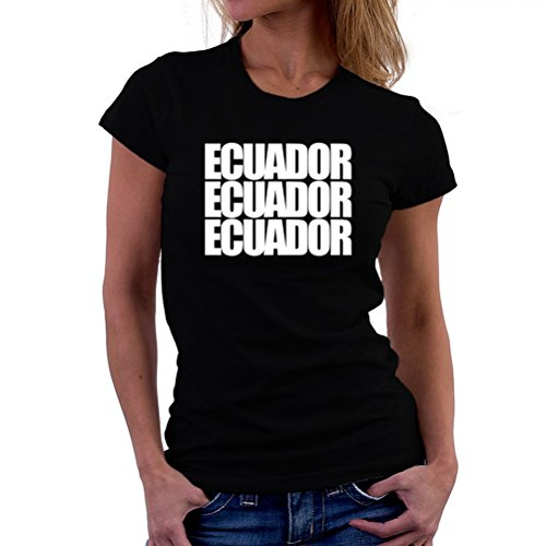 Ecuador three words T-Shirt