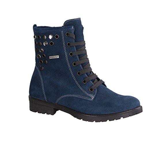 enfant nbsp;Enfants nbsp;– 7827700147 Cuir disanta Bleu Bleu Bleu 18–42 doublée 39 velours Chaussures pour Bottes Ricosta RpwU0qTHH