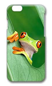 iPhone 6 Plus Case,VUTTOO Stylish Frog Hard Case For Apple iPhone 6 Plus (5.5 Inch) - PC 3D
