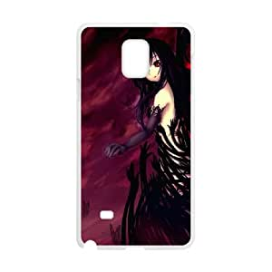 Accel World Samsung Galaxy Note 4 Cell Phone Case White L4032963