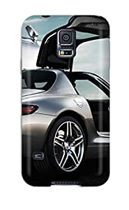 Galaxy S5 Case Cover Skin : Premium High Quality Mercedes Sls Amg 31 Case
