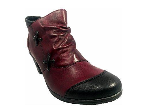 Size Boots 87 Ankle Cheyenne Chianti 38 Black Remonte xS4YZwq4