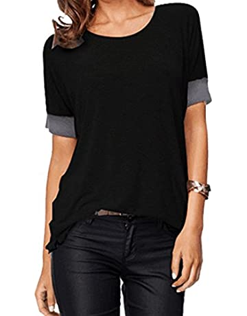 045d89490bb Womens Knits and Tees   Amazon.com