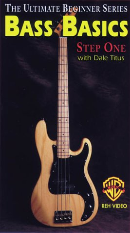Ultimate Beginner Series: Bass Basics - Step 1 [VHS]