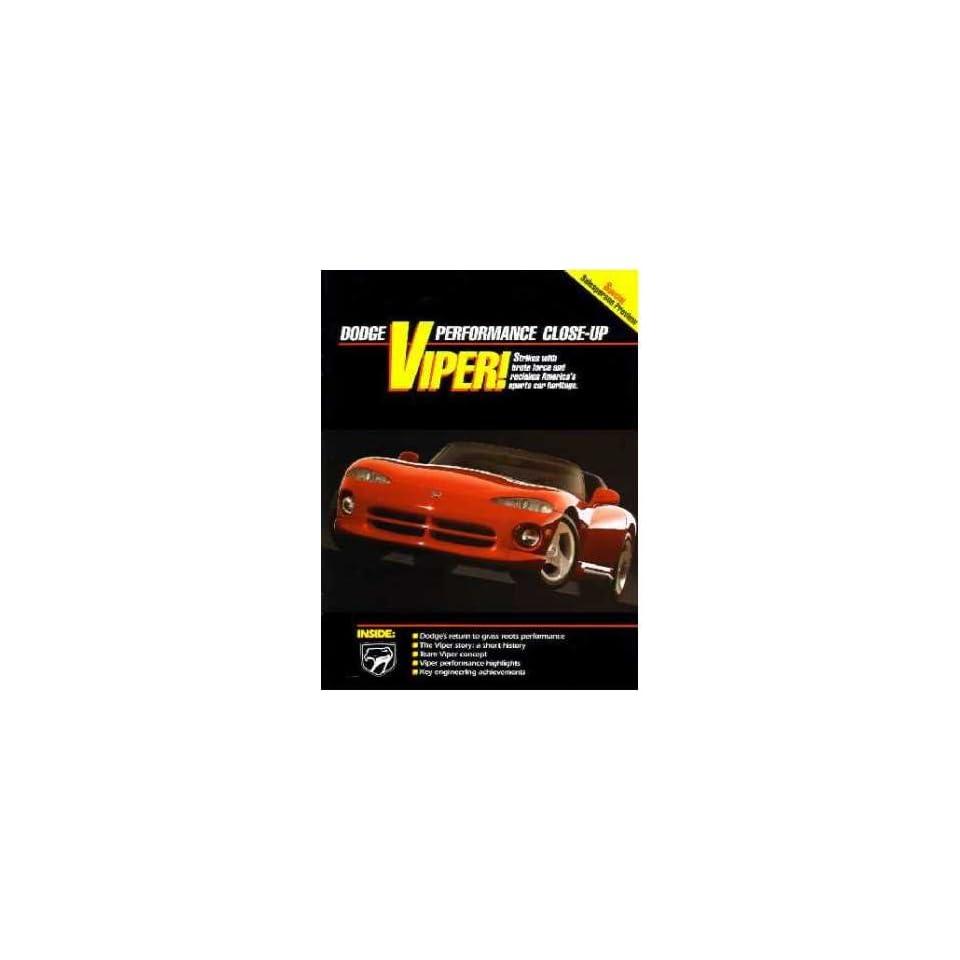 1992 Dodge Viper Sales Brochure Literature Book Piece Dealer Advertisement
