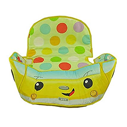 Fisher Price Replacement Bouncer Seat Pad W9458 DELUXE MONKEY