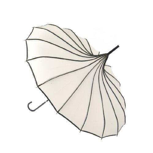 Nylon Pagoda Parasol Bridal Umbrella