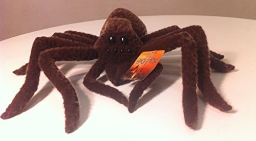 Wizarding World of Harry Potter : 18 inch wide Stuffed Aragog the Acromantula Spider Plush Toy by Universal - Figure Potter Harry Inch 18