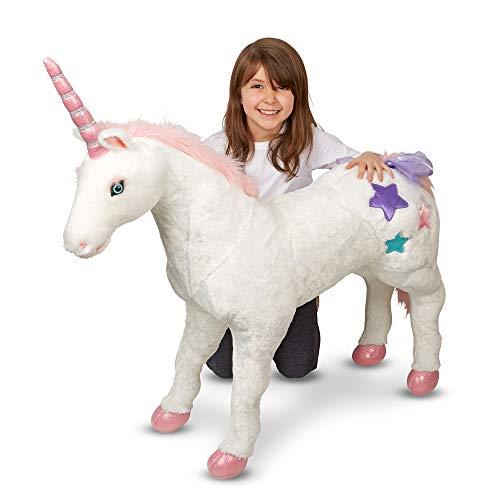 Melissa & Doug Giant Unicorn Now $59.49 (Was $99.99)