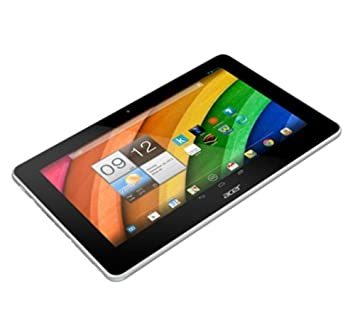 Acer Iconia A GB Tablet de  Quad Core Bluetooth WiFi GB