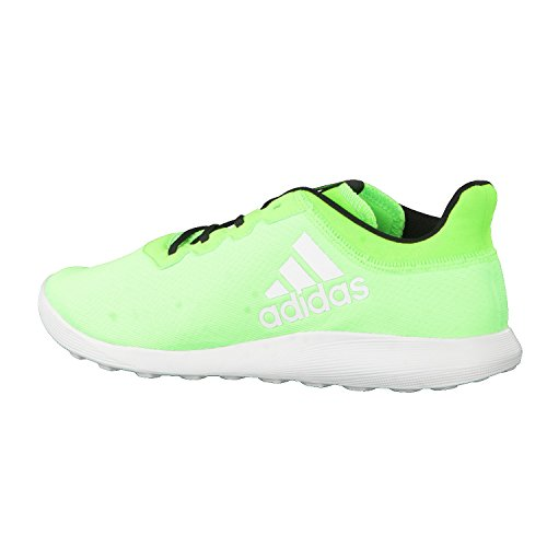 Adidas x 16.4tr–Chaussures de sport pour homme, vert–(Versol/balcri/negbas) 442/3