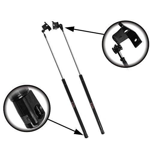 Qty (2) FORD Escort 1998 1999 2000 2001 2002 2003 Rear Hatch Lift Supports, Struts Strong Arm 4322L 4322R (Exc ()