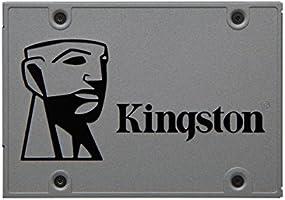 """Kingston SSD UV500 (SUV500/480G), SATA3 2.5"""", Solo Drive, 480 GB"""