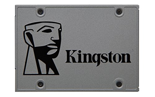 Kingston SUV500/120G UV500 120GB Internal Solid State Drive AES 256-bit Hardware Encryption Self-Encrypting Drive (SED) and TCG Opal 2.0