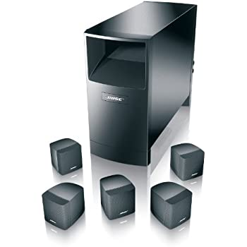 bose double cube speakers. bose acoustimass 6 home entertainment speaker system (black) double cube speakers m