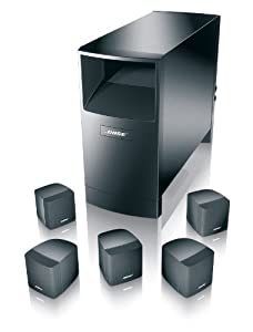 Amazon Com Bose Acoustimass 6 Home Entertainment Speaker