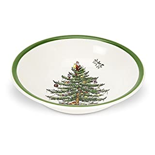 Spode Christmas Tree Cereal/Oatmeal Bowl, Set of 4 (B005Y93BEO) | Amazon price tracker / tracking, Amazon price history charts, Amazon price watches, Amazon price drop alerts