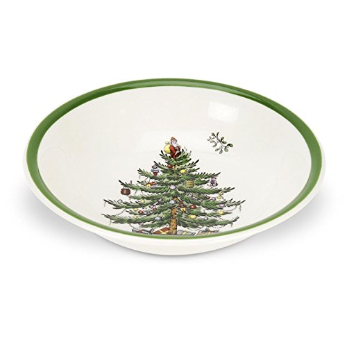 - Spode Christmas Tree Cereal/Oatmeal Bowl, Set of 4