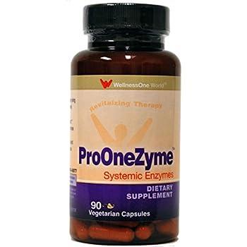 Amazon Com Braggzyme Superior Systemic Enzymes 120