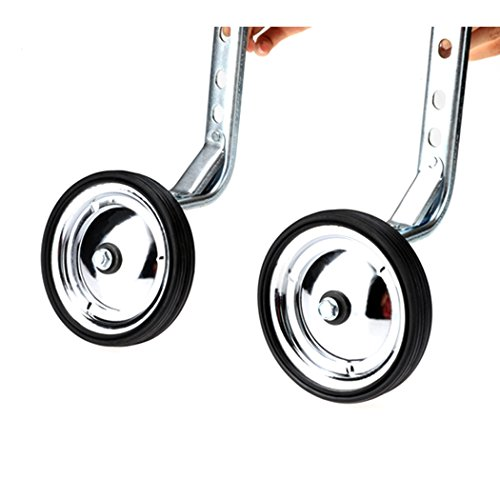 Asatr Children's Bicycle Training Wheels, 12 20 Inch Universal Kids Bike Stabiliser