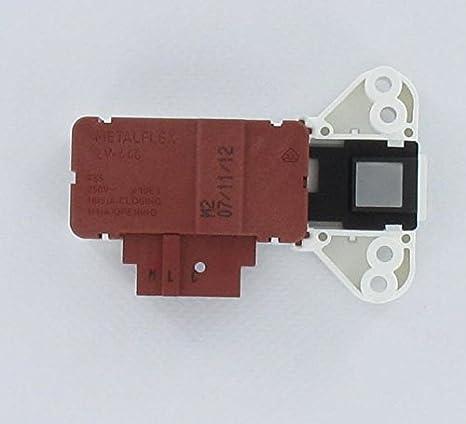 Fagor - Interruptor retardo lavadora Fagor (bl-rojo) s/cab: Amazon ...