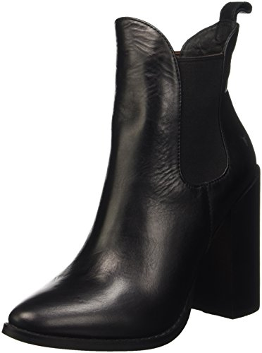 Windsor Smith Grinder, Scarpe a Collo Alto Donna, Nero (Nero), 37 EU