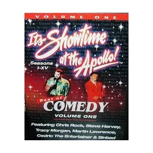 It's Showtime at the Apollo Seasons I-XV - Best of Comedy Series movie