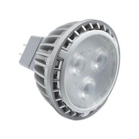 Lighting LED MR16 GU5 3 M16-L330-C30B25 Energy Star 3000K 6W, Sold as 1 Each