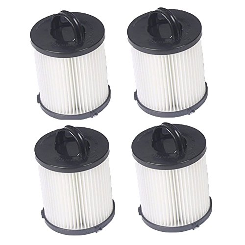 Hepa Filter forEureka DCF-21 VacuumPart # 67821, 68931, 68931A, EF91, EF-91, EF-91B Washable 4pcs(4)