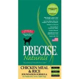 Precise Chicken Meal And Rice Foundation Formula Dry Dog Food