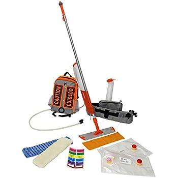 Amazon Com Bucketless Mop Amp Floor Finish Applicator Kit