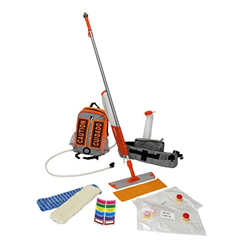 Bucketless Mop & Floor Finish Applicator Kit ()