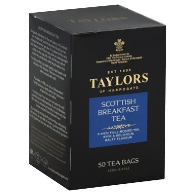 Taylors of Harrogate Tea Bags, 50 Count (Pack of 6)