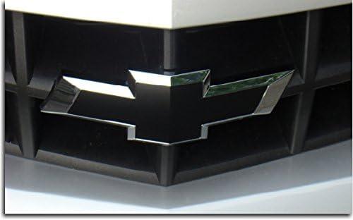 2010-2013 Chevy Camaro Carbon Fiber Bowtie Emblems 2010 2011 2012