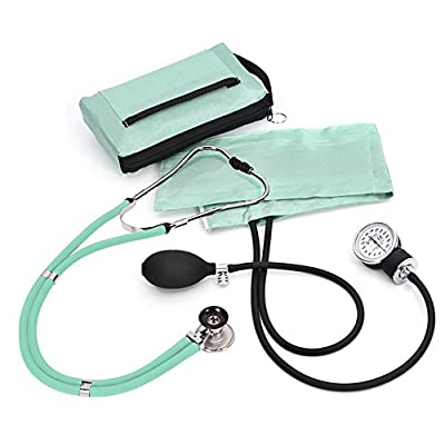 Prestige Sphygmomanometer and Stethoscope Kit with matching Carrying Case