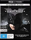 Batman Begins    (4K Ultra HD)