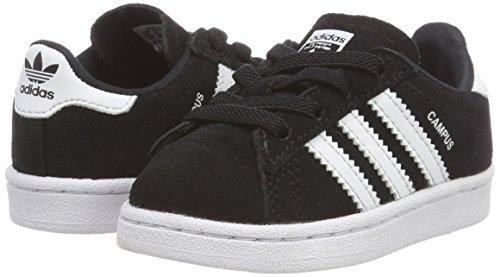 – Pantofole negbas 24 I 0 Campus Bimbi Adidas Unisex 000 El Nero ftwbla xvqXpxtwT