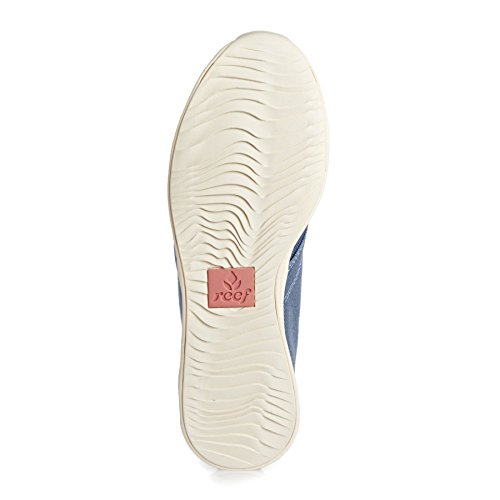 Reef Rover Low, Zapatillas para Mujer Azul (Light Blue)