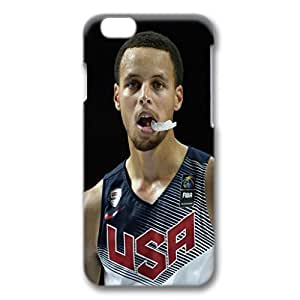 iPhone 6 plus case,fashion durable 3D design for iPhone 6 plus,PC material cover ,Designed Specially Pattern with Stephen Curry. by mcsharks