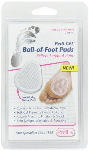 PediFix Pedi-gel Ball-of-foot Pad, 2-Count