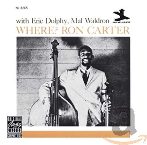 RON CARTER DOLPHY WALDRON/ WHERE?