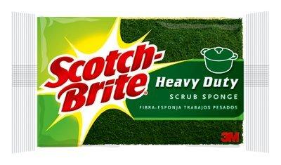 Scotch-Brite(R) Kitchen Scrub Sponge 5794, 4.5 in x 2.7 in x .6 in, 24/6